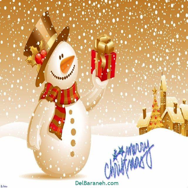تبریک کریسمس با تصویر (۳)