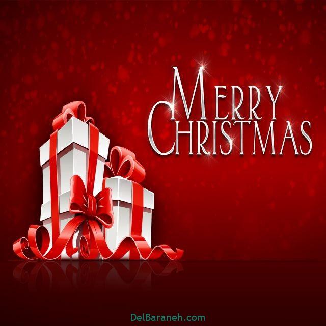 تبریک کریسمس با تصویر (۴)