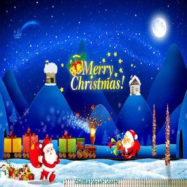 تبریک کریسمس با تصویر (۸)