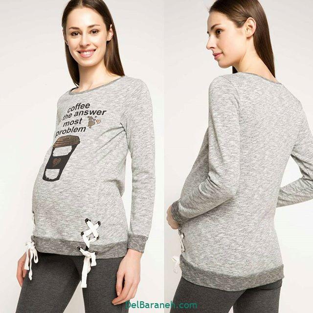 تیشرت بارداری فانتزی (۲)