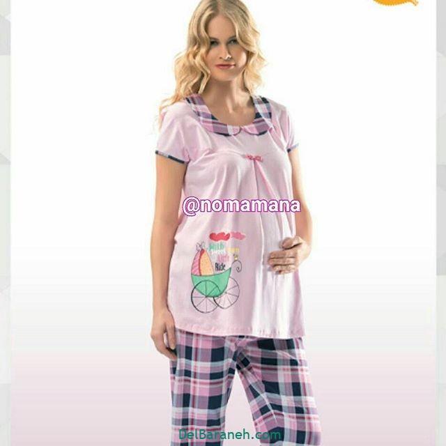 تیشرت بارداری فانتزی (۲۹)