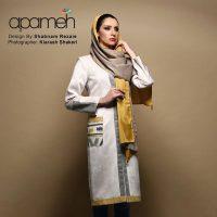 مانتو جدید ۹۷ | مدل های نوآورانه و جدید مانتو از برند ایرانی APAMEH