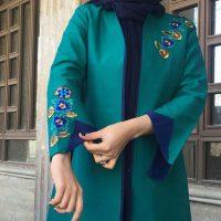 مانتو زمستانه | ۳۰ مدل مانتو زمستانه جدید برند Zarir و Arshida