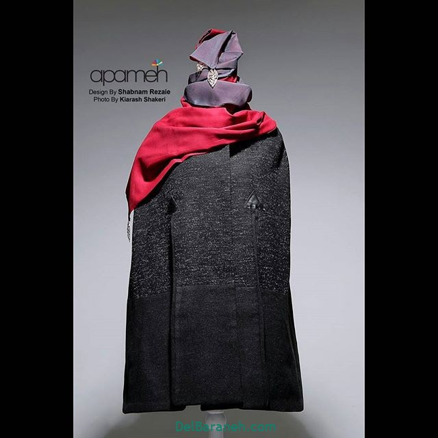 مدل مانتو زمستانی (۲)