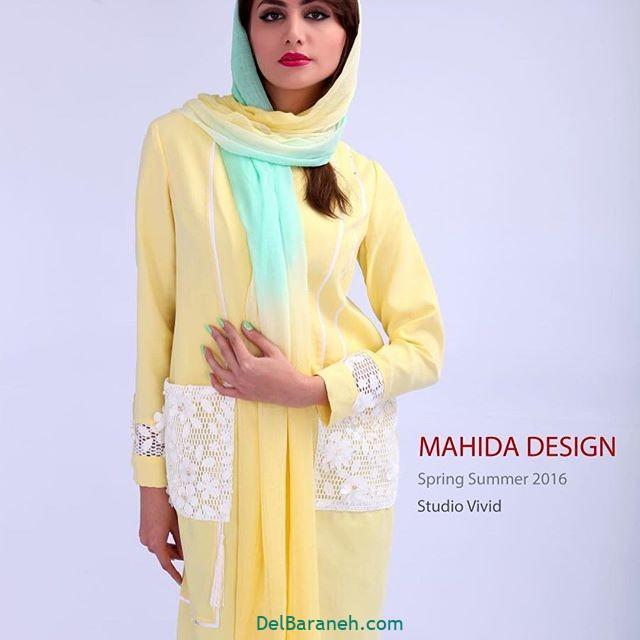 مدل مانتو برای عید زنانه