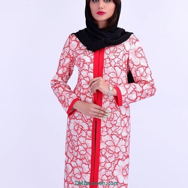 مدل مانتو عید (۷)
