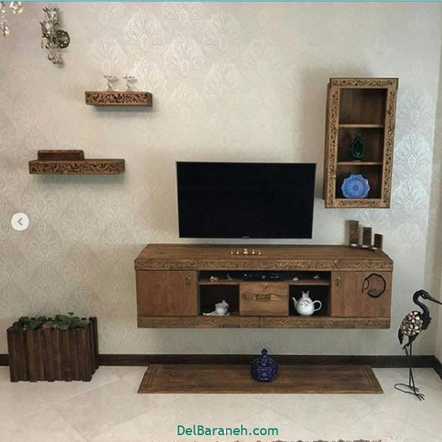 مدل میز تلویزیون (۳۵)