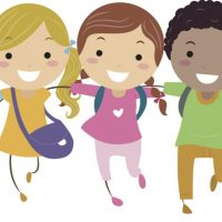 نقاشی درباره دوستی | ۵۰ نقاشی و رنگ آمیزی در مورد دوست و دوستی برای کودکان