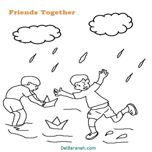 نقاشی درباره دوستی (۱۵)
