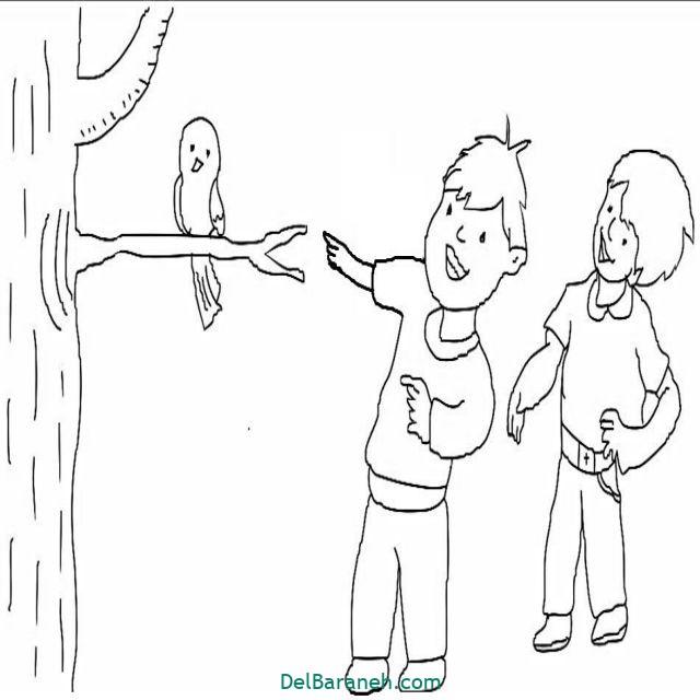 نقاشی درباره دوستی (۱۶)