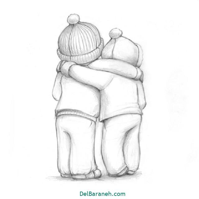 نقاشی درباره دوستی (۱۹)