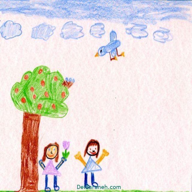 نقاشی درباره دوستی (۲)