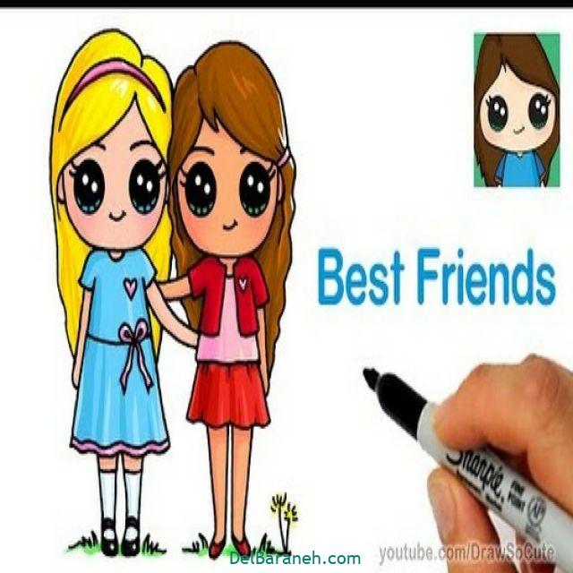 نقاشی درباره دوستی (۳۵)