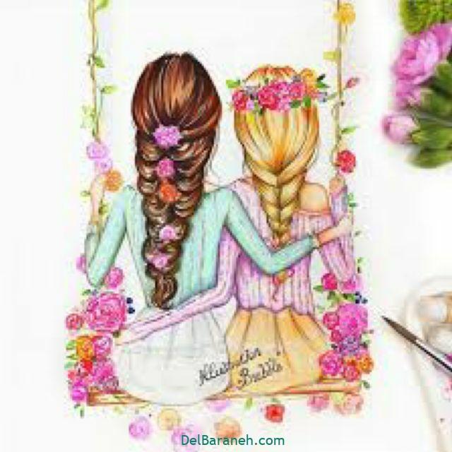 نقاشی درباره دوستی (۴۱)