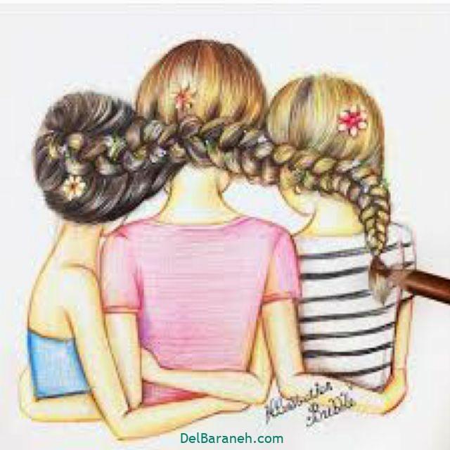 نقاشی درباره دوستی (۴۲)