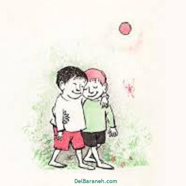 نقاشی درباره دوستی (۴۹)