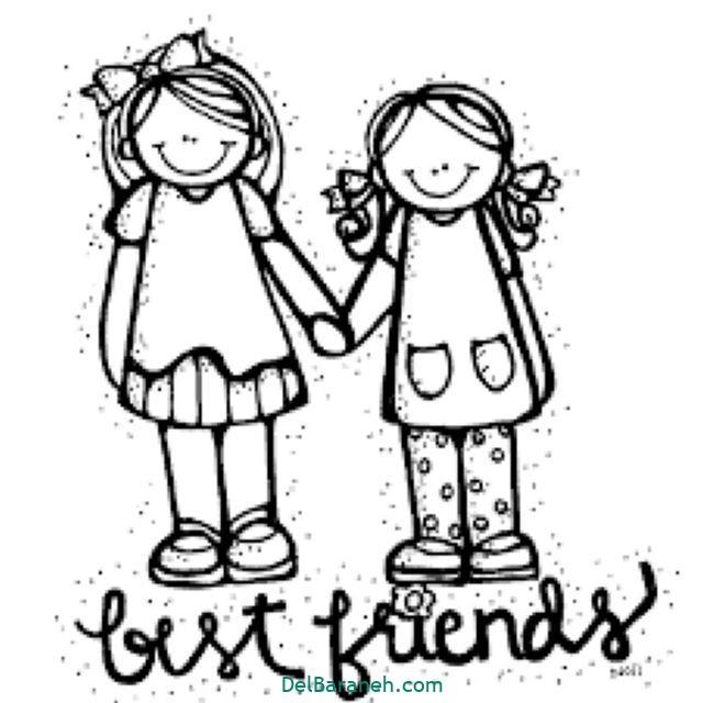 نقاشی درباره دوستی (۹)