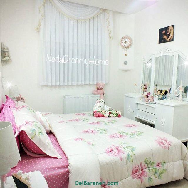 تزیین تخت عروس (۱۰)