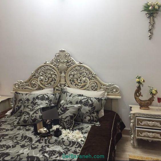تزیین تخت عروس (۱۴)