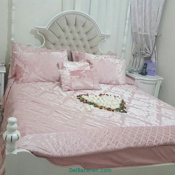 تزیین تخت عروس (۲)