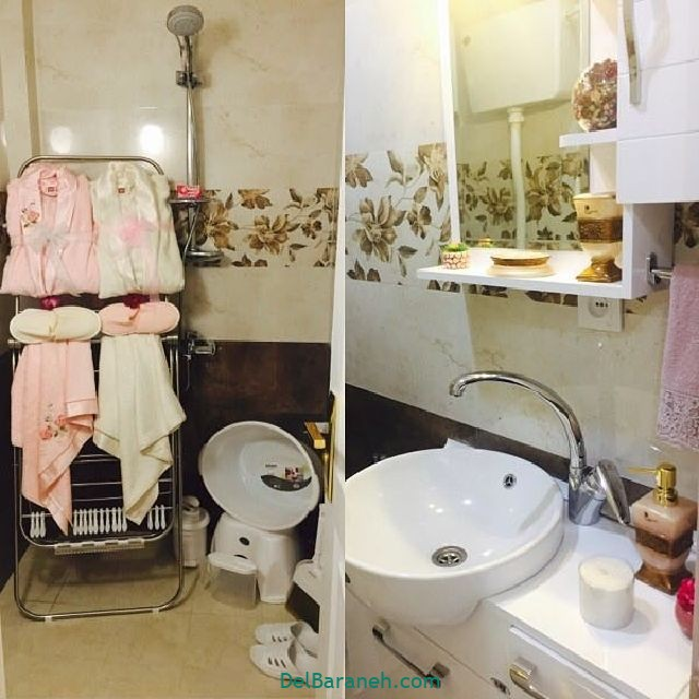 تزیین حمام (۱)