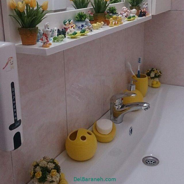 تزیین حمام (۵)