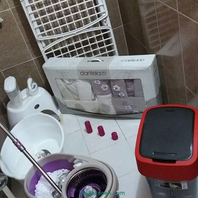 تزیین حمام (۸)