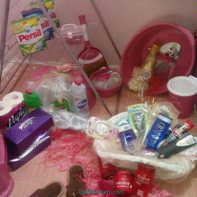 تزیین حمام (۹)