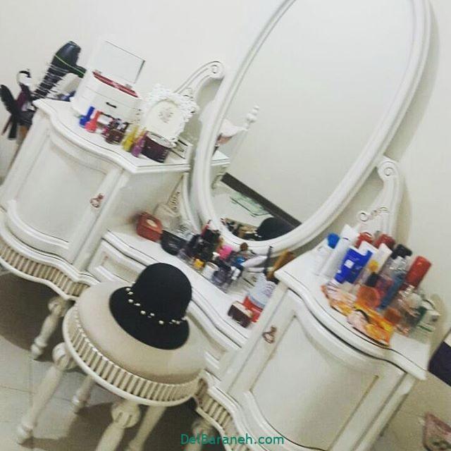 تزیین میز آرایش عروس (۱۲)