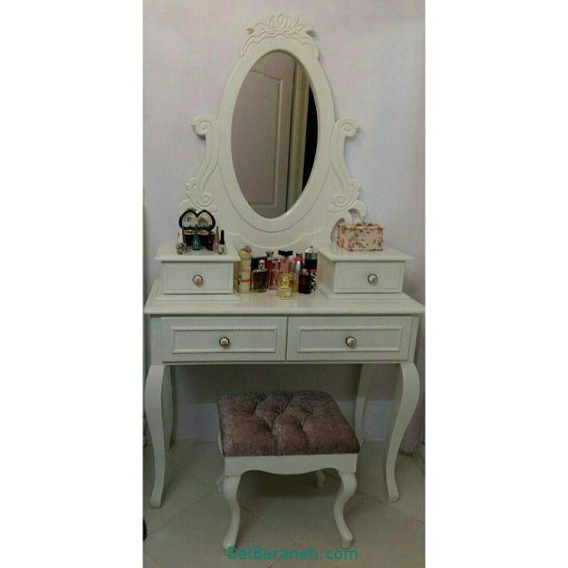 تزیین میز آرایش عروس (۱۳)