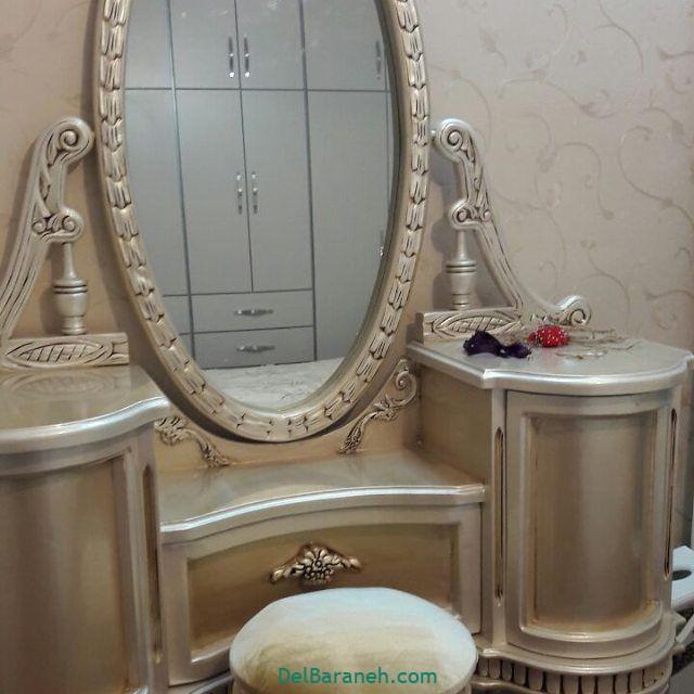 تزیین میز آرایش عروس (۱۵)