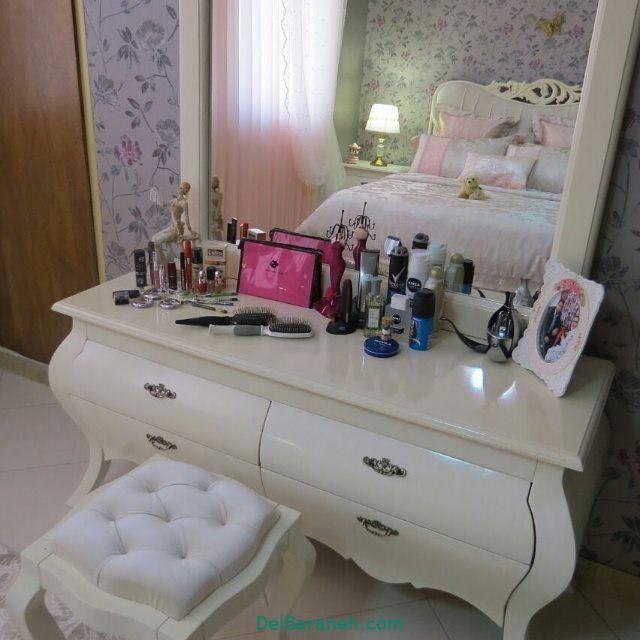 تزیین میز آرایش عروس (۱۹)