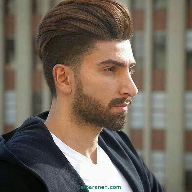 ته ریش مردانه (۱۱)