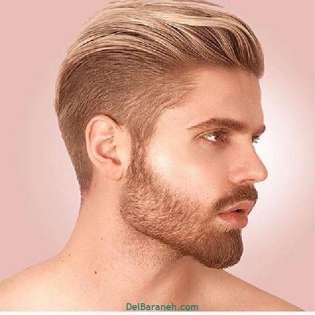 ته ریش مردانه (۹)