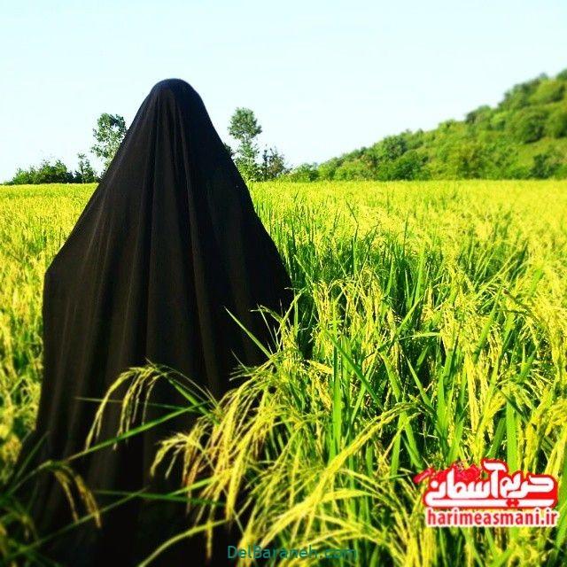 دختر چادری (۲۱)