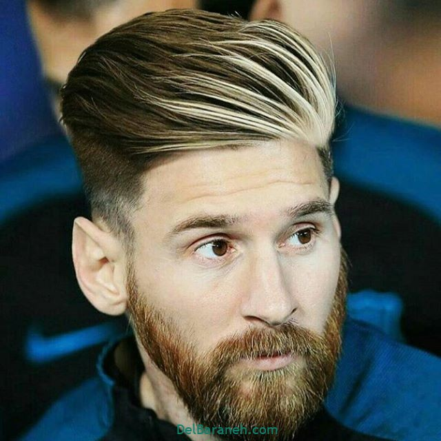 رنگ مو مردانه (۱)