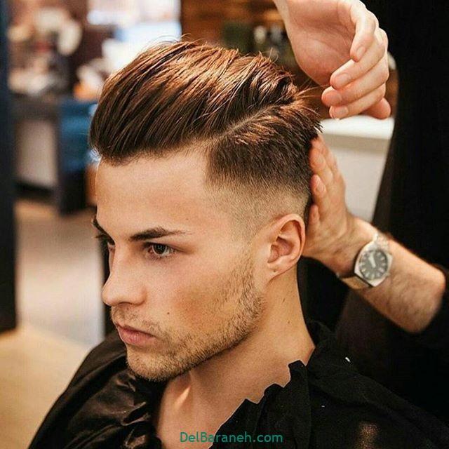 رنگ مو مردانه (۳)
