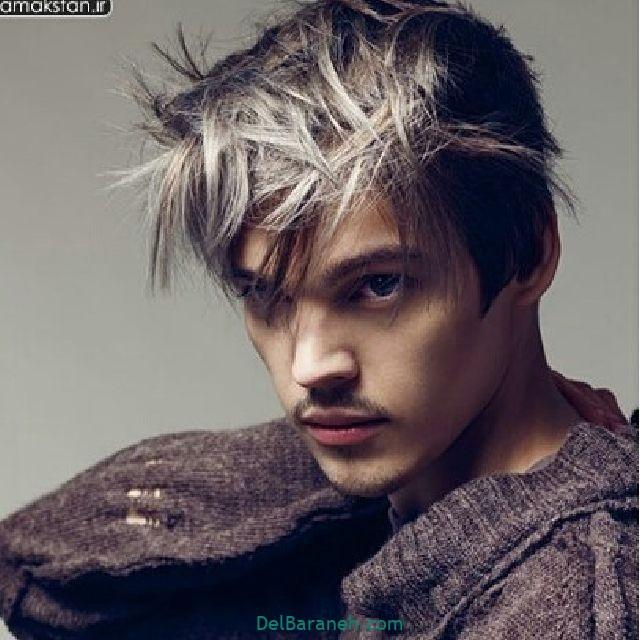 رنگ مو مردانه (۹)