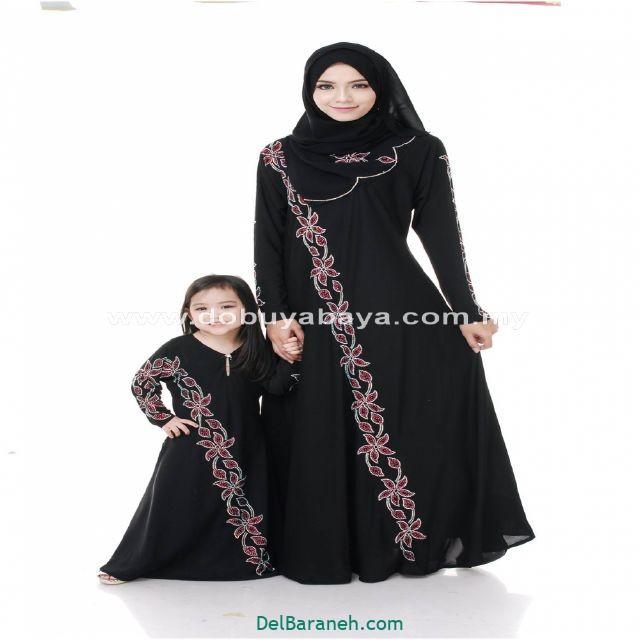 ست مانتو مادر و دختر (۲)