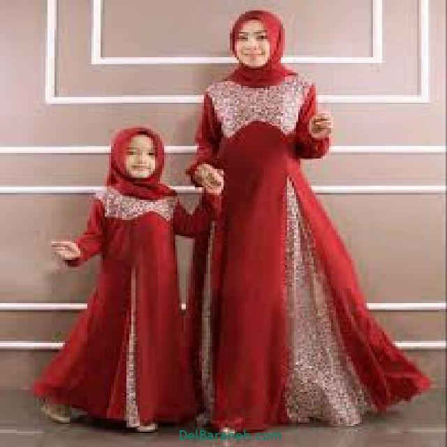 ست مانتو مادر و دختر (۸)