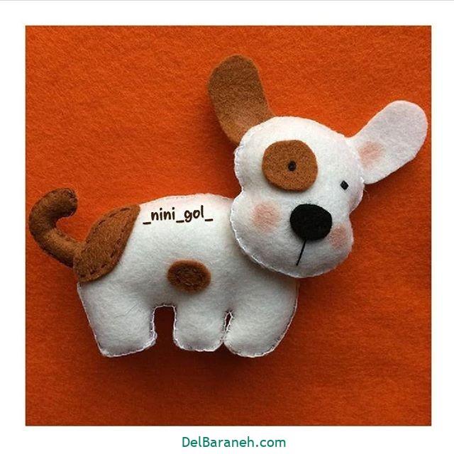 سگ نمدی (۴)