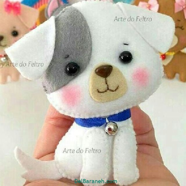 سگ نمدی (۴۴)
