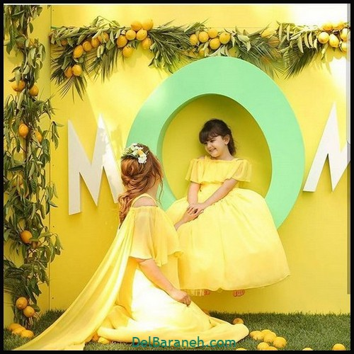 لباس ست مادر و دختر (۱۰۱)