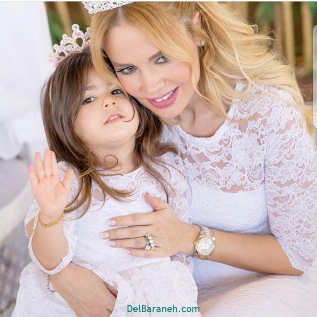لباس ست مادر و دختر (۱۴)
