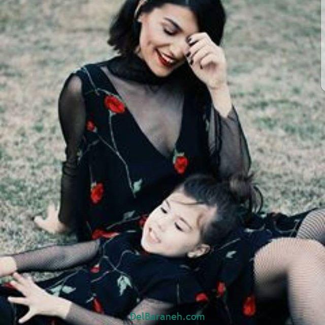 لباس ست مادر و دختر (۱۵)