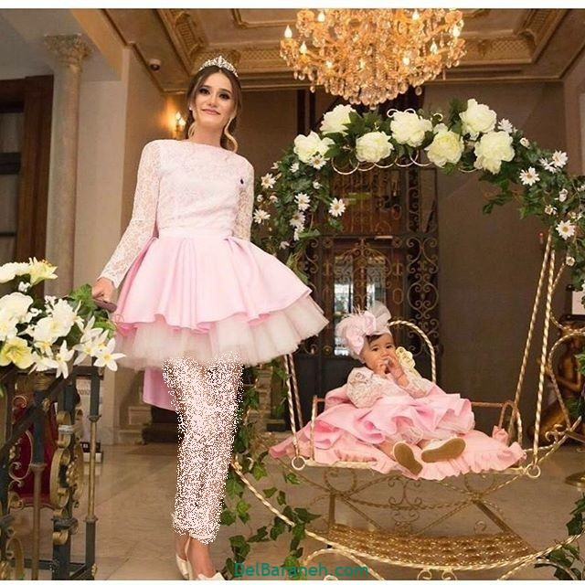 لباس ست مادر و دختر (۲۲)