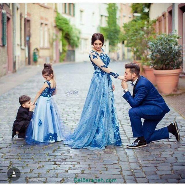لباس ست مادر و دختر (۲۴)