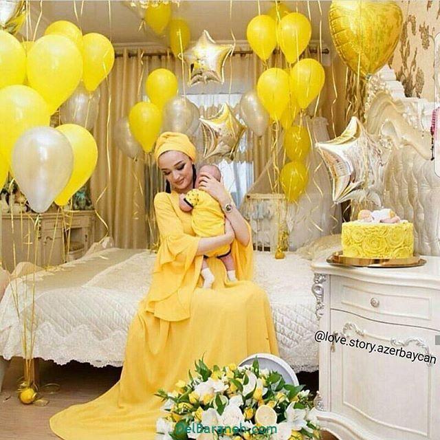 لباس ست مادر و دختر (۲۶)