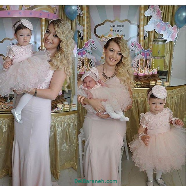 لباس ست مادر و دختر (۲۹)