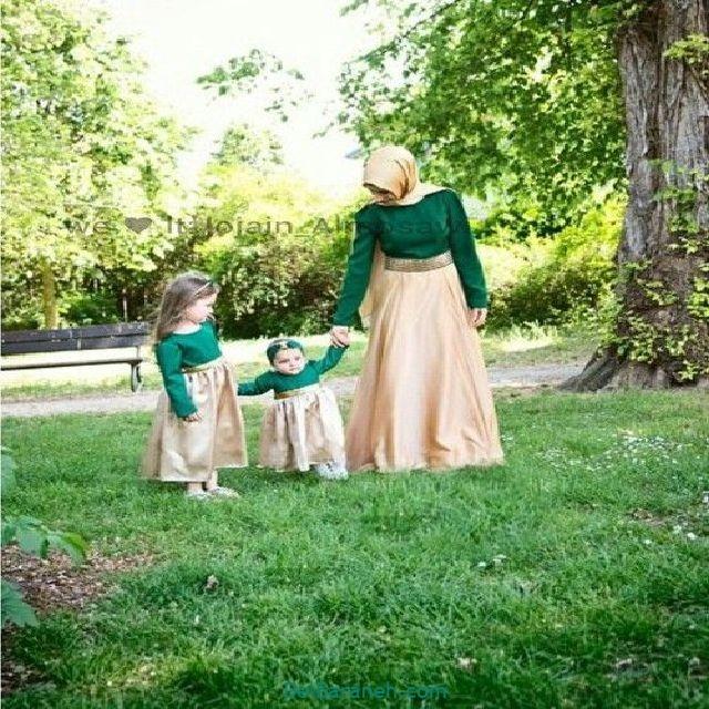 لباس ست مادر و دختر (۳)